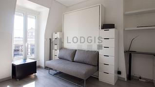 Apartment Rue Lemercier Paris 17°