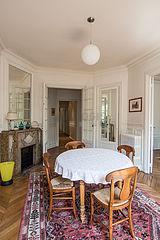 Квартира Париж 4° - Столовая