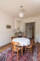Apartment Paris 4° - Dining room