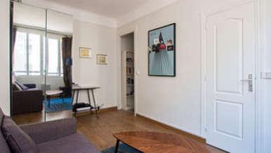 Belleville – Ménilmontant París 20° estudio