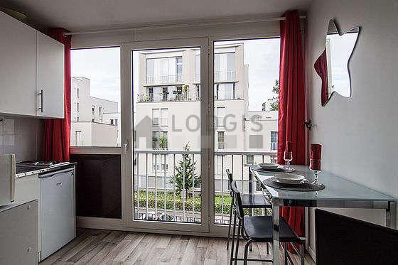Boulogne Billancourt (92100)   Monthly furnished rental: studio, 18 m²