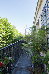 公寓 巴黎18区 - 阳台