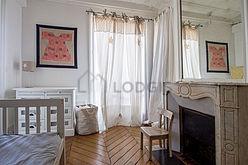 Apartamento París 18° - Dormitorio 3