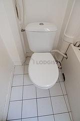 Wohnung Paris 18° - WC
