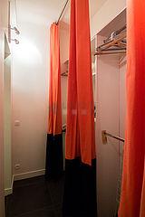 Apartment Paris 9° - Dressing room