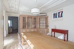 公寓 巴黎16区 - 饭厅