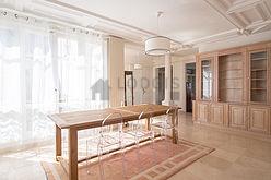 Apartamento París 16° - Comedor