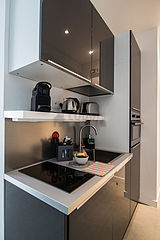 Appartement Paris 18° - Cuisine 2