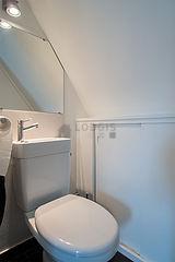 Appartement Paris 6° - WC