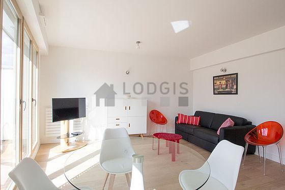 Location appartement 2 chambres avec terrasse et ascenseur for Location meuble paris 16