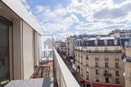 Appartement Paris 16° - Terrasse