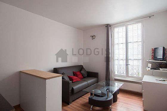 location studio paris 14° (rue raymond losserand)   meublé 14 m²
