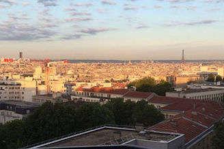 Buttes Chaumont Parigi 19° monolocale