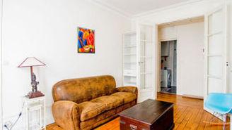 Wohnung Avenue Émile Zola Paris 15°