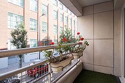 公寓 巴黎13区 - 阳台