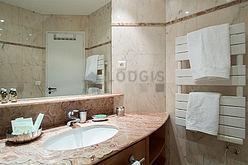 Apartamento Paris 16° - Casa de banho 3