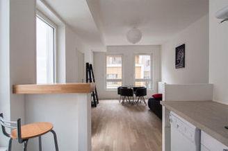 公寓 Rue Cesaria Evora 巴黎19区