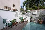 Triplex Seine st-denis Est - Terrasse