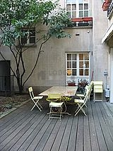 Appartement Paris 4° - Jardin
