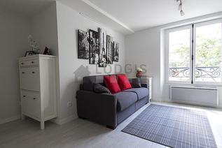 Grands Boulevards - Montorgueil París 2° 1 dormitorio Apartamento