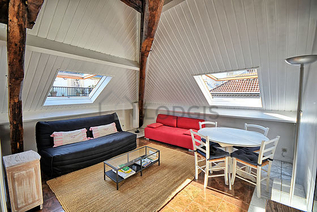 Wohnung Rue Blanche Paris 9°