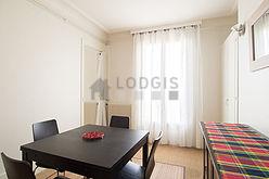 Apartamento Hauts de seine Sud - Sala de jantar