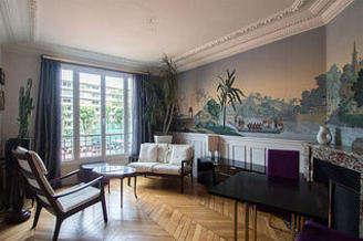 Porte de Versailles Париж 15° 2 спальни Квартира
