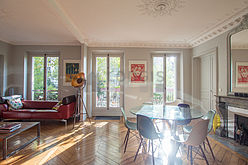 Квартира Париж 10° - Гостиная
