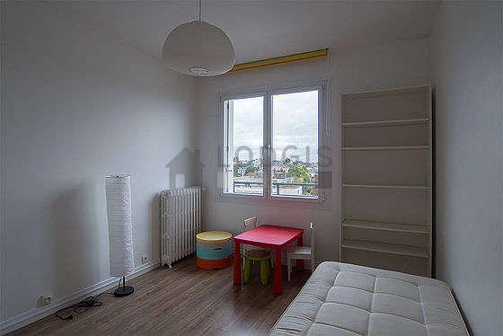 Chambre pour 1 personnes équipée de 1 lit(s) de 80cm