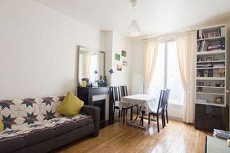Appartement Rue Alphonse Daudet Paris 14°