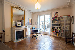 Appartement Paris 16° - Bureau