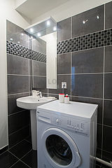 Appartement Paris 19° - Salle de bain 2