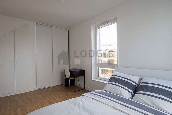 Appartement Paris 19° - Chambre 3