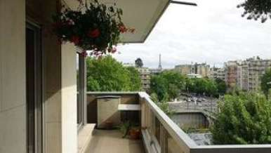 Neuillly Sur Seine 2 quartos Apartamento