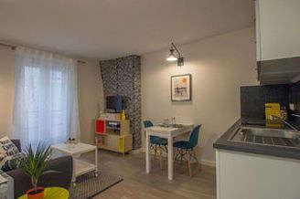 Montmartre 巴黎18区 1個房間 公寓