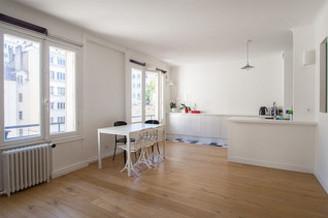 Apartment Rue Gutenberg Paris 15°