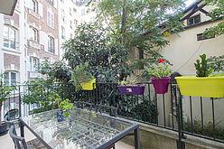 Wohnung Paris 14° - Terasse