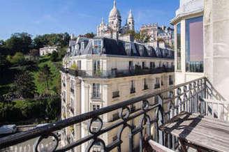 Apartment Rue Charles Nodier Paris 18°