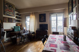 Appartement 1 chambre Paris 3° Le Marais