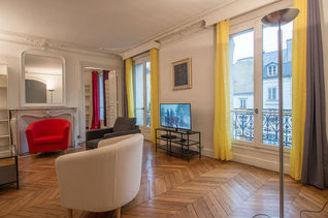 Квартира Rue Marx Dormoy Париж 18°