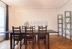 Apartamento Paris 18° - Sala de jantar