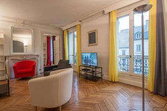 La Chapelle Paris 18° 2 Schlafzimmer Wohnung