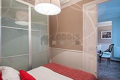 Apartamento Paris 1° - Quarto