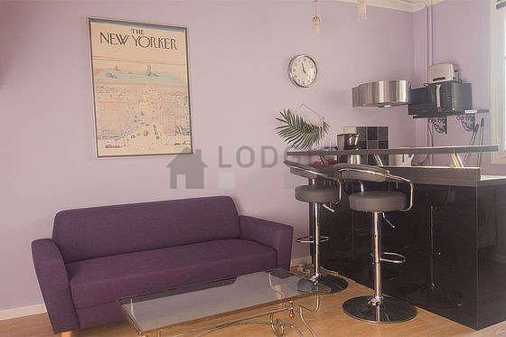 Séjour très calme équipé de téléviseur, lecteur de dvd, ventilateur