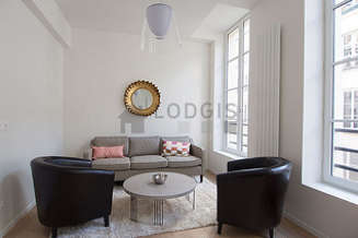 Saint Germain des Prés – Odéon Париж 6° 1 спальня Квартира