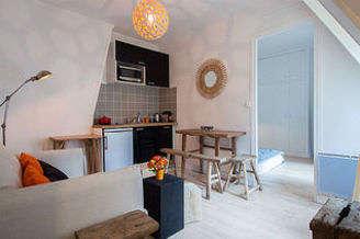 巴黎16区 1个房间 公寓