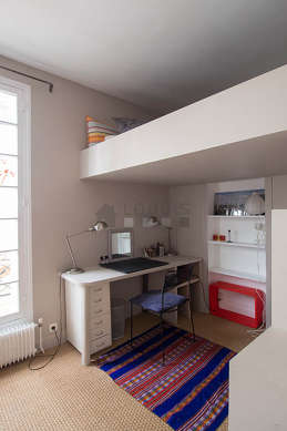 Appartement Paris 18° - Chambre 3