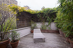 Appartement Paris 10° - Terrasse