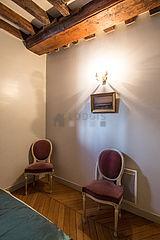 公寓 巴黎4区 - 卧室 2