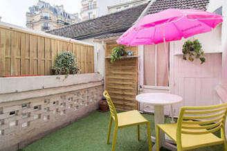 Commerce – La Motte Picquet Paris 15° Estúdio com espaço dormitorio